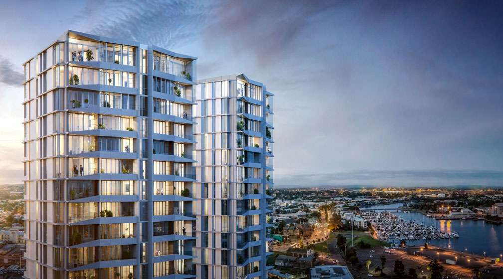 Completion of Verve Residences, Newcastle West